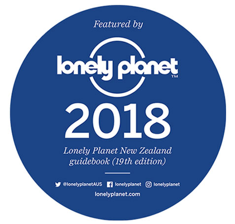 Wanaka Bed and Breakfast featured in Lonely Planet 2017